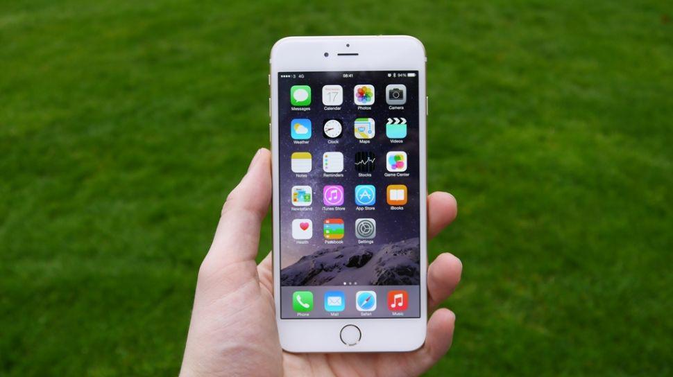 iPhone 6 Plus o futuro é mac