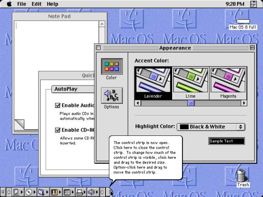 Mac OS 8 o futuro é mac (2)