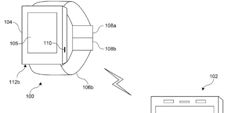 Patente Apple Watch Som o futuro é mac