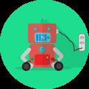 Robot o futuro é mac