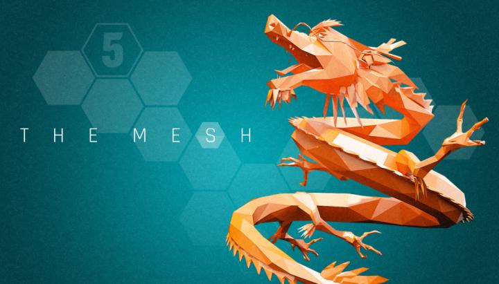 The Mesh o futuro é mac jogo grátis