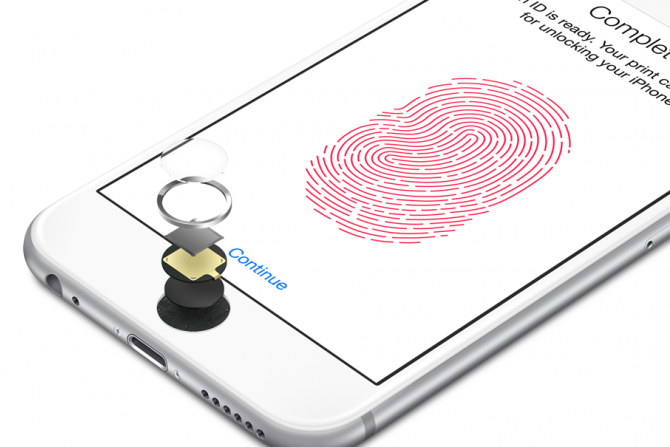 Touch ID erro 53 o futuro e mac