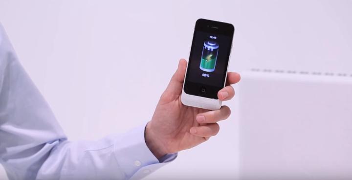 WattUp charging iPhone carregador sem fios iPhone o futuro é mac