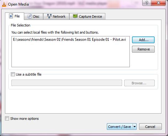 Converter vídeo para qualquer formato com o vlc o futuro é mac