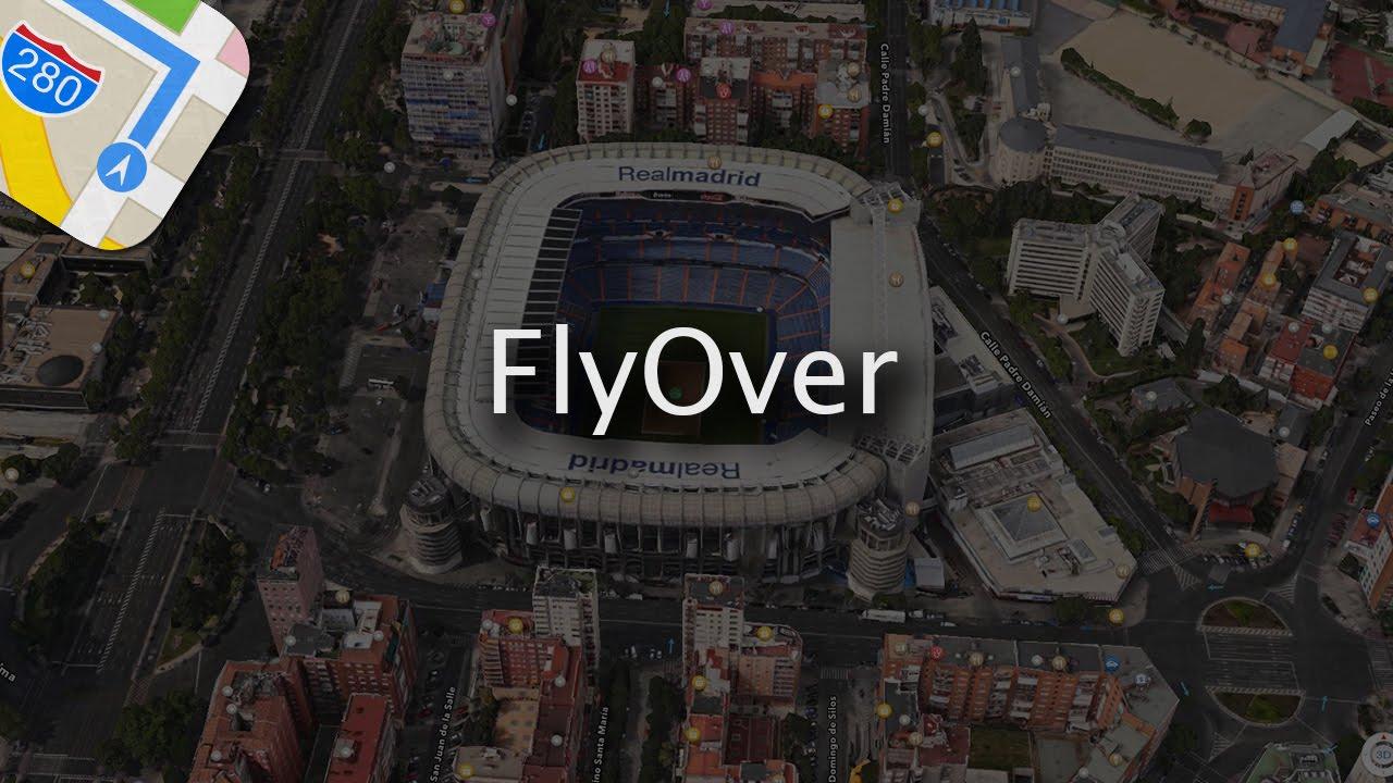 FlyOver o futuro é mac