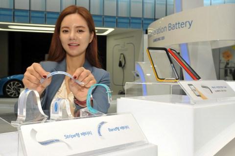 InterBattery 2015 expo Seoul samsung o futuro é mac