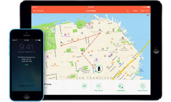 iPad iPhone Roubado o futuro é mac