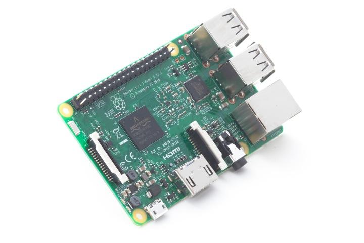 Raspberry Pi 3 o futuro é mac