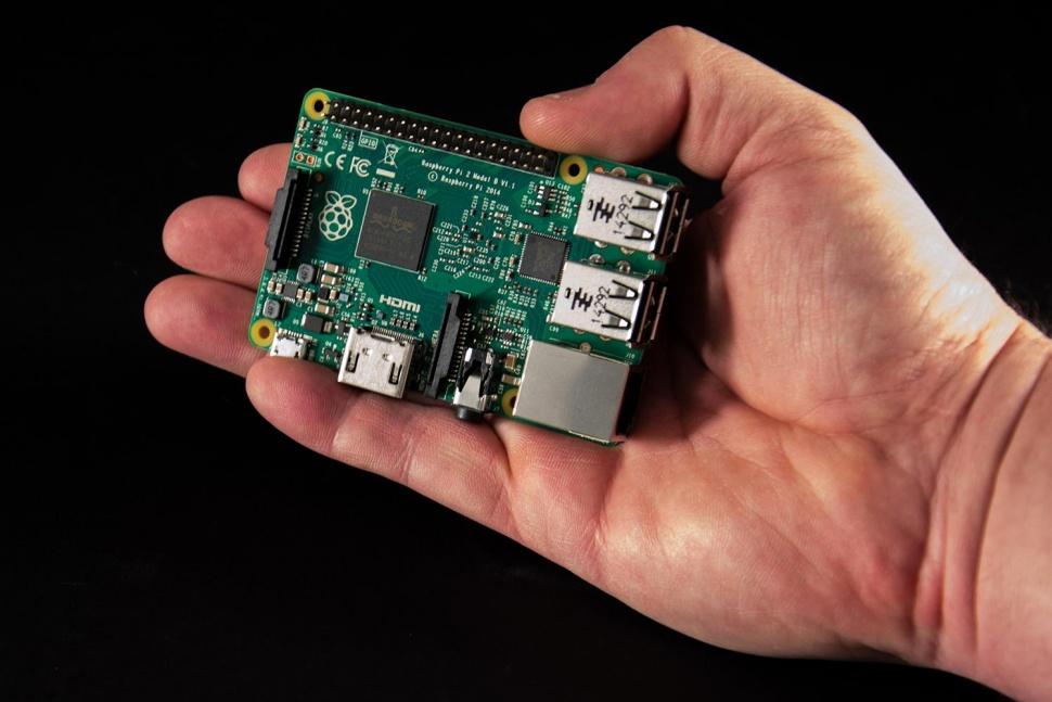Raspberry Pi o futuro é mac