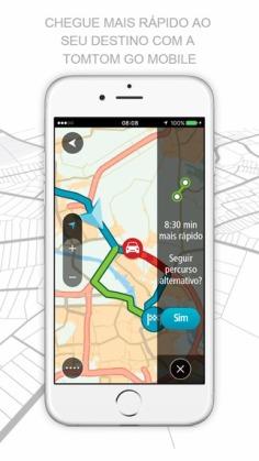 TomTom GO Mobile o futuro é mac