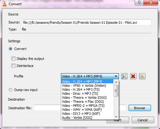 VLC converter qualquer vídeo para qualquer formato o futuro é mac
