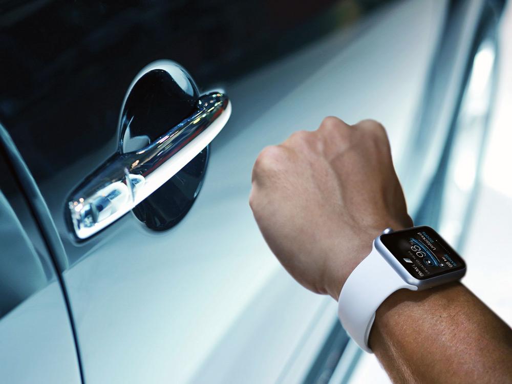 Apple Watch o futuro é mac
