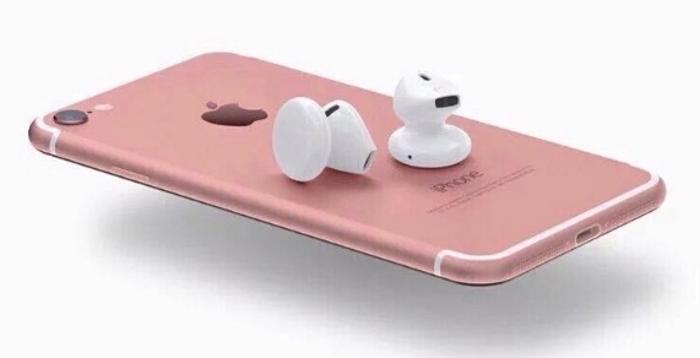 earpods conceito o futuro é mac