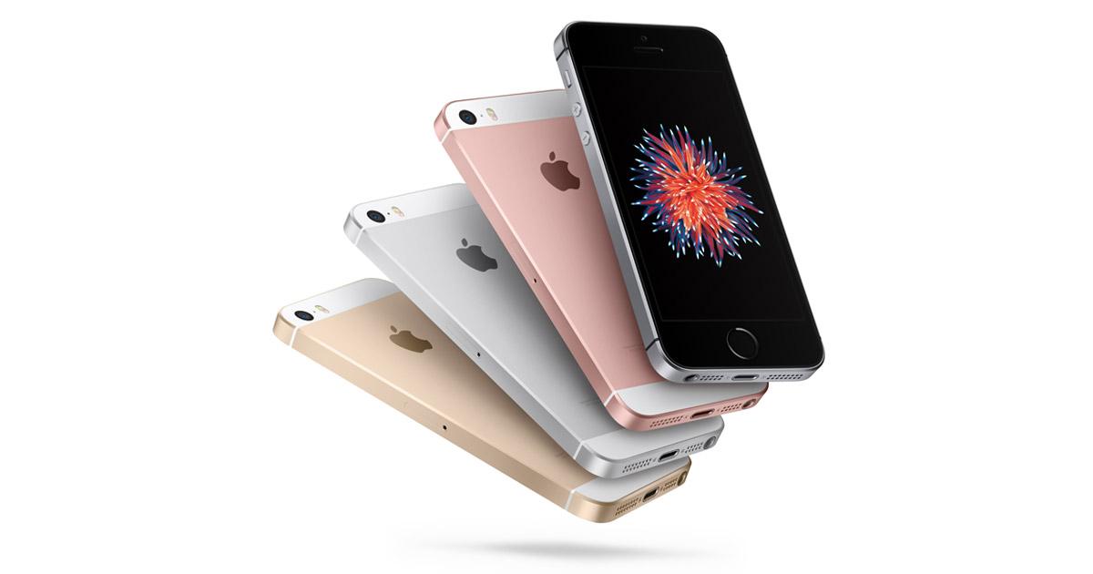 iPhone SE o futuro é mac