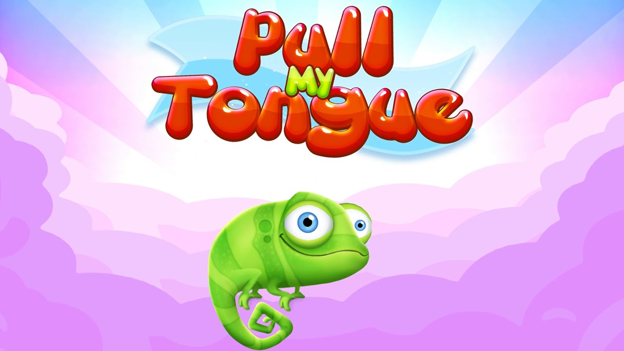 Pull My Tongue jogo game ios iphone iPad o futuro é Mac