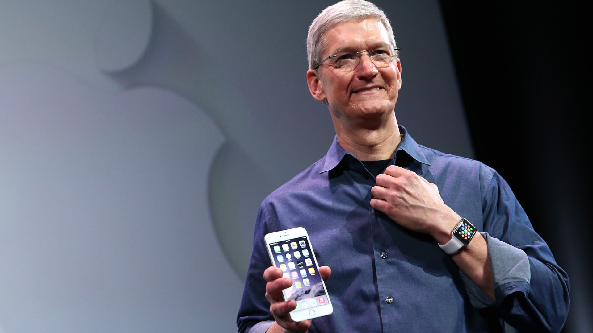Tim Cook iPhone Apple Watch o futuro é mac
