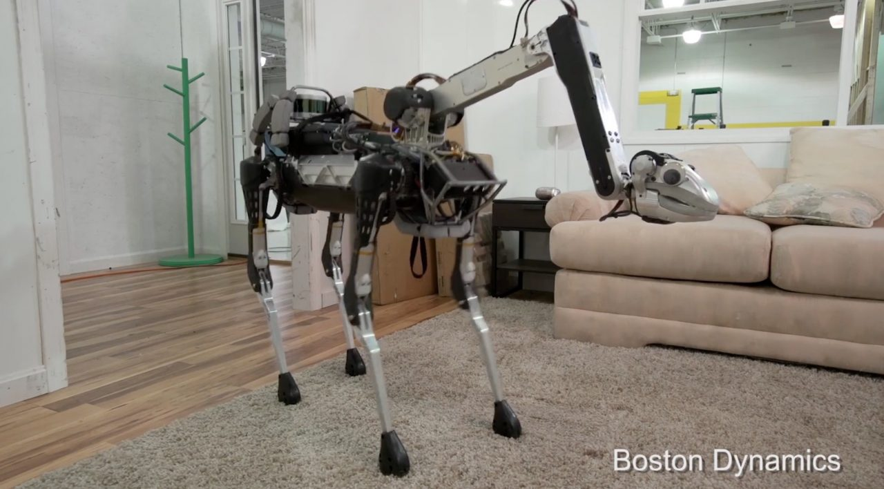 boston dynamics spot mini O futuro é Mac Pedro Topete Blog