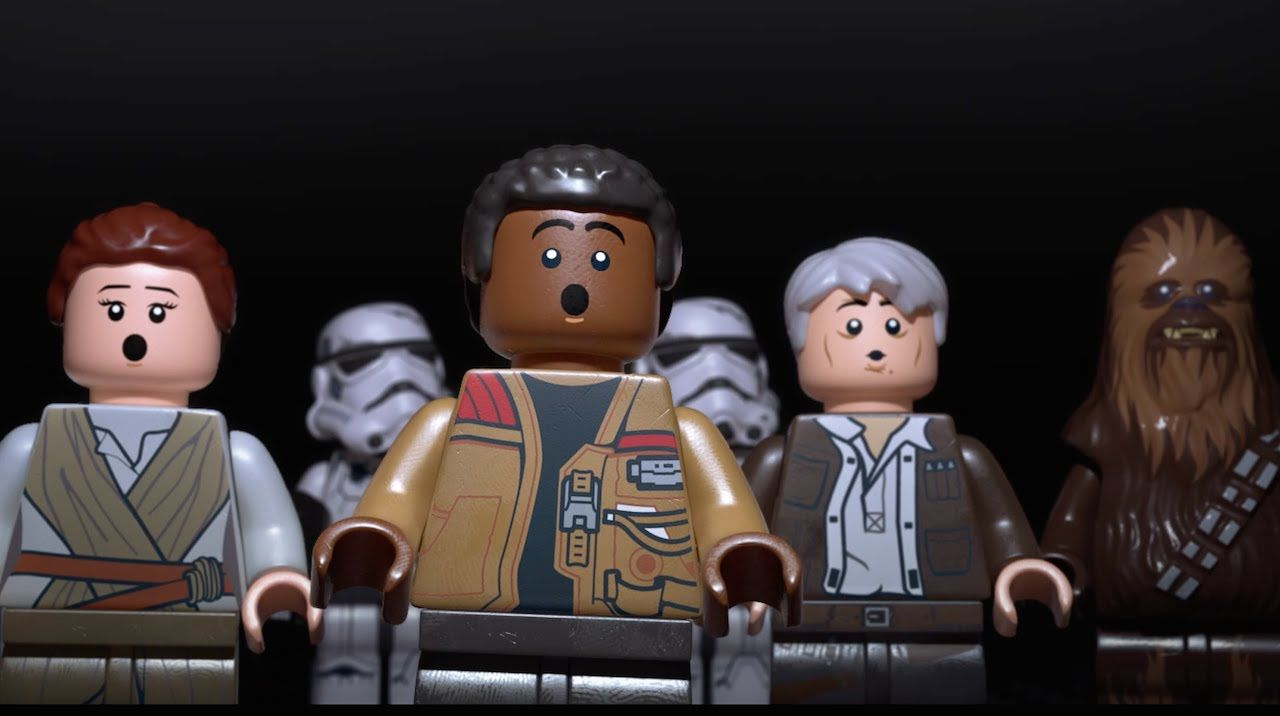 LEGO Star Wars The Force Awakens Pedro Topete Blog