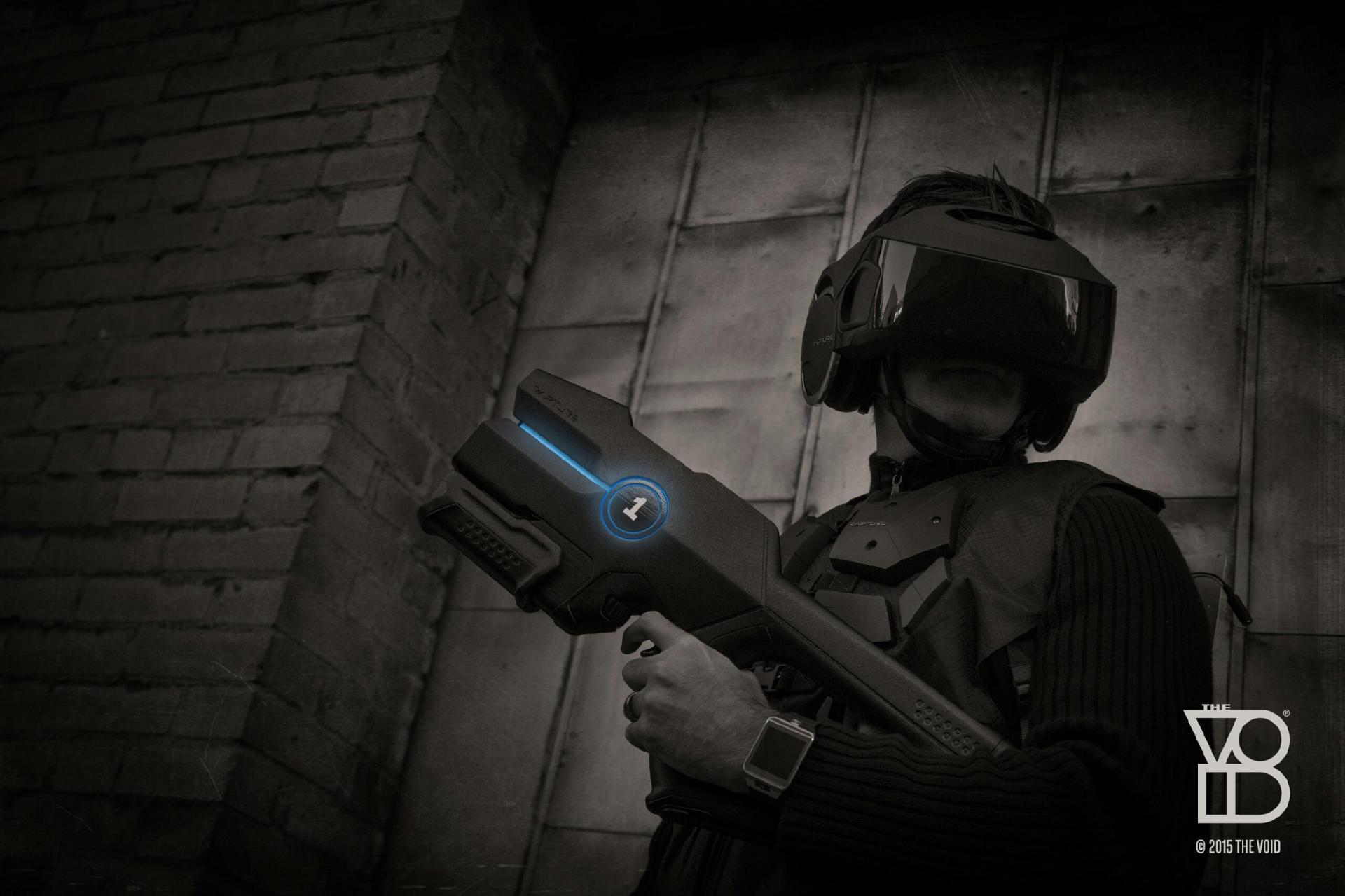 The VOID realidade virtual jogo Pedro Topete Blog