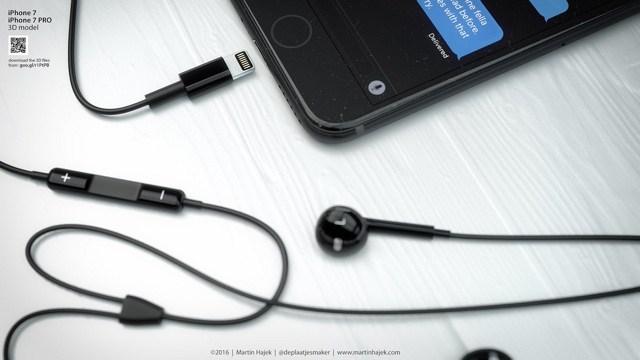 Martin Hajek Conceito iPhone 7 Earpods Pedro Topete Apple Blog (1)