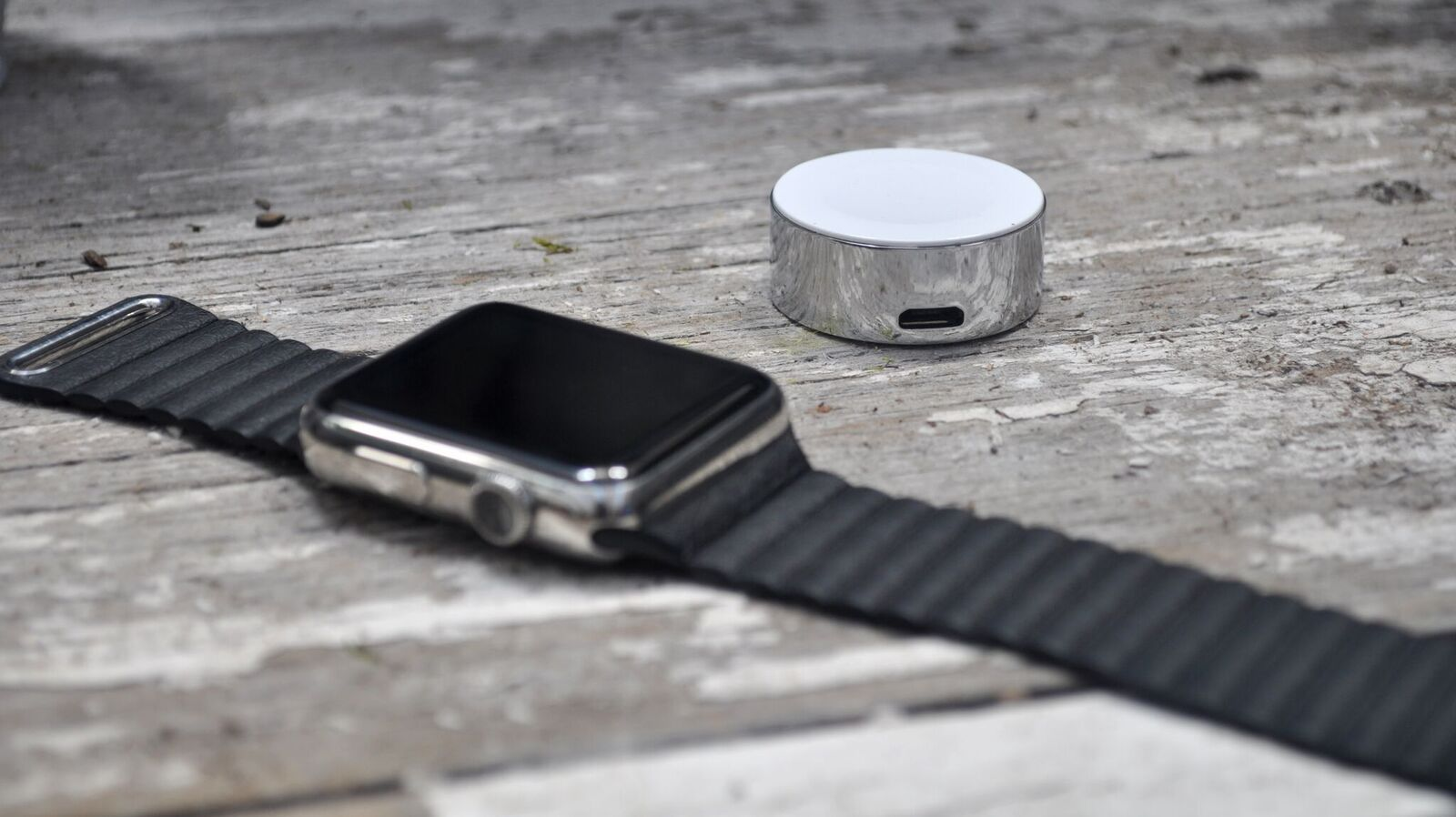 Diskus carregador portatil para o Apple Watch Pedro Topete Apple Blog Portugal