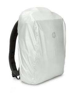 hp powerup backpack powerbank mochila raincover o futuro é mac