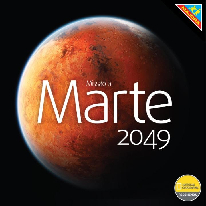Missão a marte 2049 Capa Majora Pedro Topete Blog