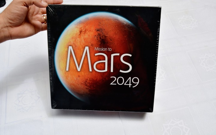 Mission to Mars 2049 análise Unboxing Review Português Portugal Pedro Topete (1)