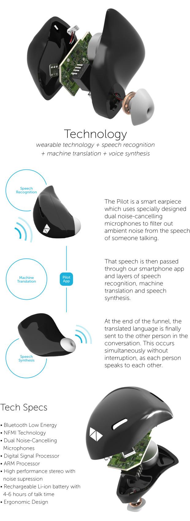 Pilot tecnologia associada Pedro Topete Apple Blog Portugal tradutor