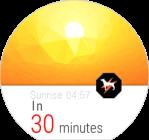 relógio casio wsd-f10 smart outdoor watch GUI moment setter pré estabelecida o futuro é mac Tiago Peixinho