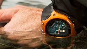 relógio casio wsd-f10 smart outdoor watch water o futuro é mac