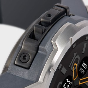 relógio watch nixon the mission androidwear o futuro é mac details