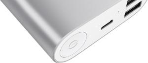xiaomi 16000mah powerbank detail o futuro é mac